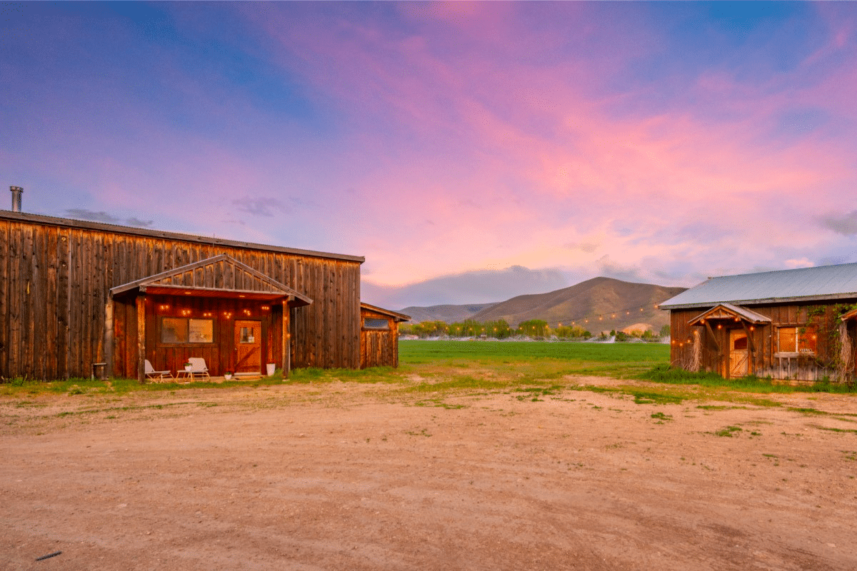 Robert Redford Horse Ranch