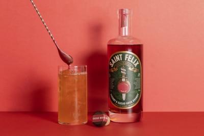 Melbourne Distillery Saint Felix Drops 'Cherry Ripe' Husk Brandy