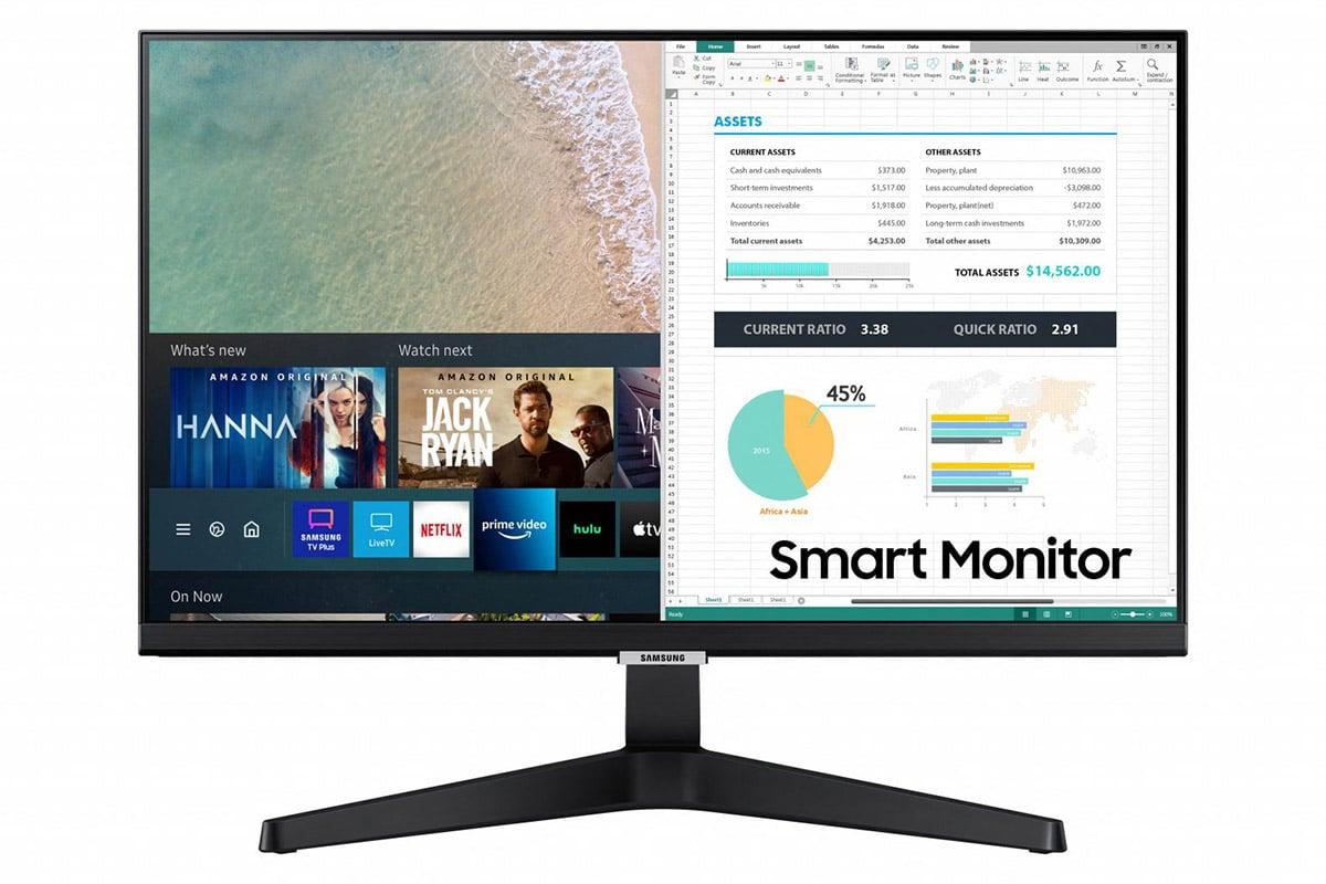Samsung m7 monitor 1