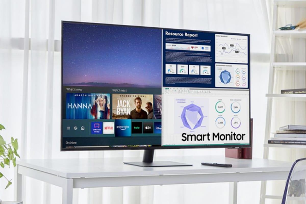 Samsung m7 smart monitor 43 inch