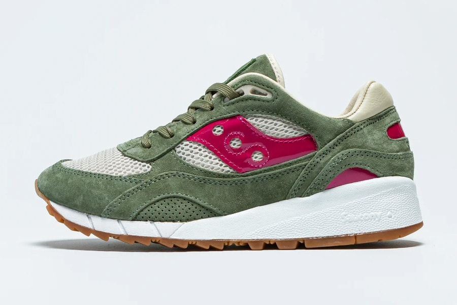 Saucony up there