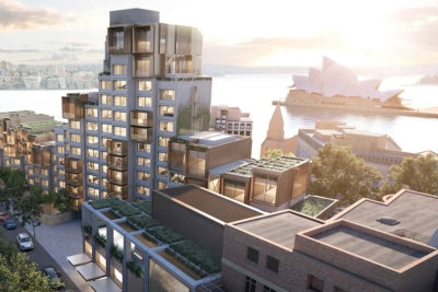 Controversial Former Sydney Housing Block Sells Penthouse for $35 Million