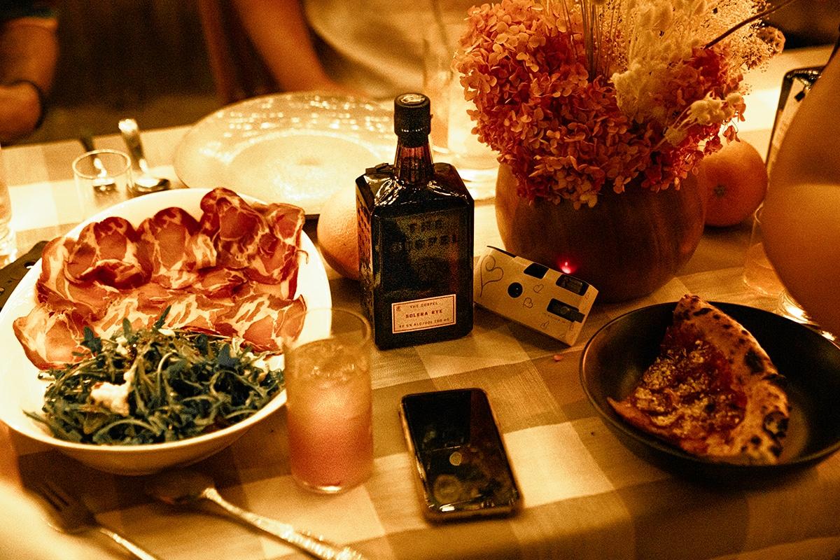 Solera dinner party big