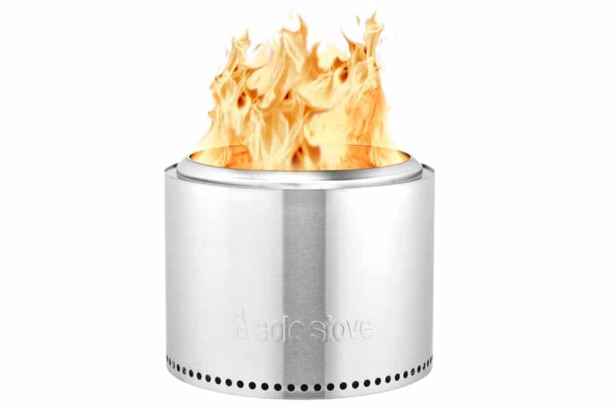 Solo stove bonfire 1
