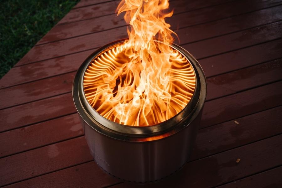 Solo stove bonfire 4