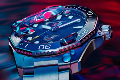 TAG Heuer Just Perfected Its Greatest Ever Dive Watch