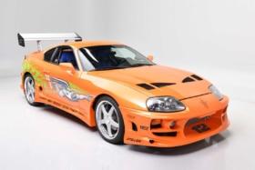 Paul Walkers 1994 Supra Fast and Furious