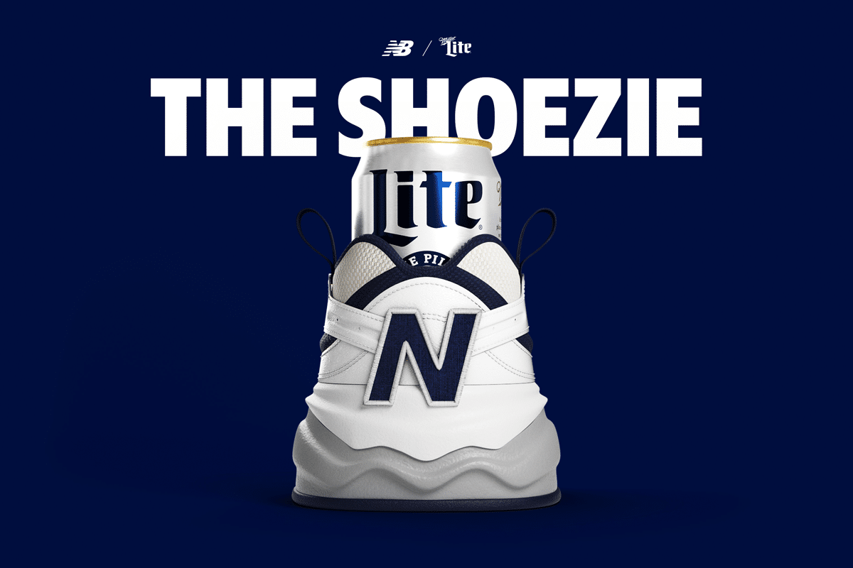 Shoezi New Balance Miller Lite