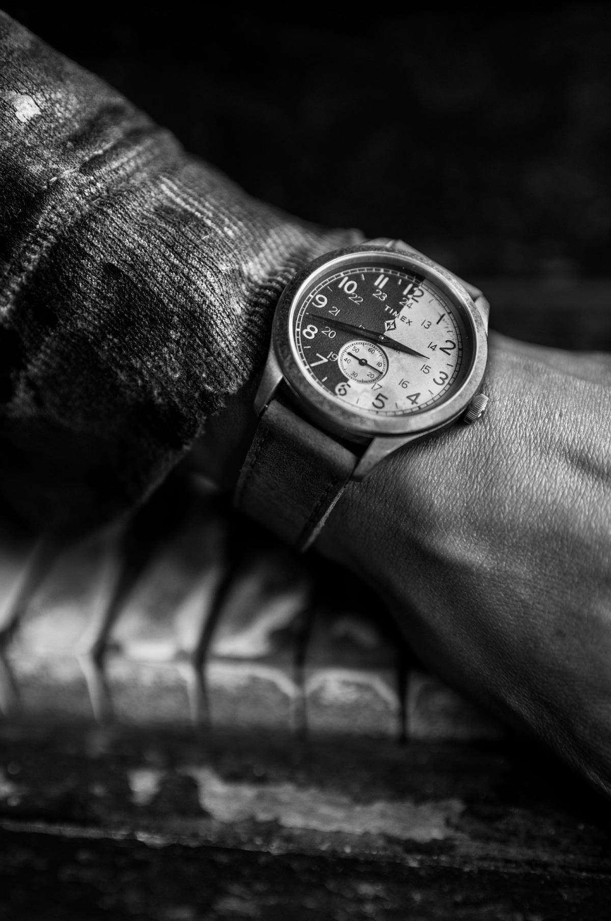 Timex x madeworn 2