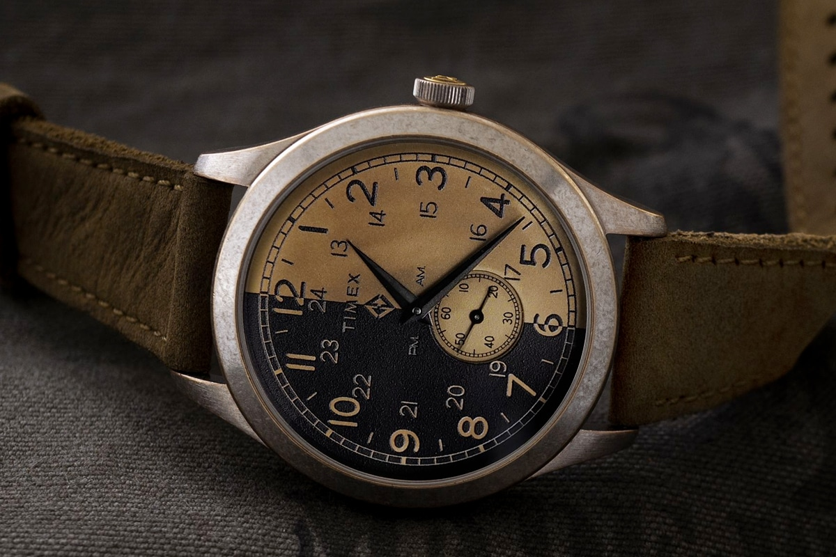 Timex x madeworn 4
