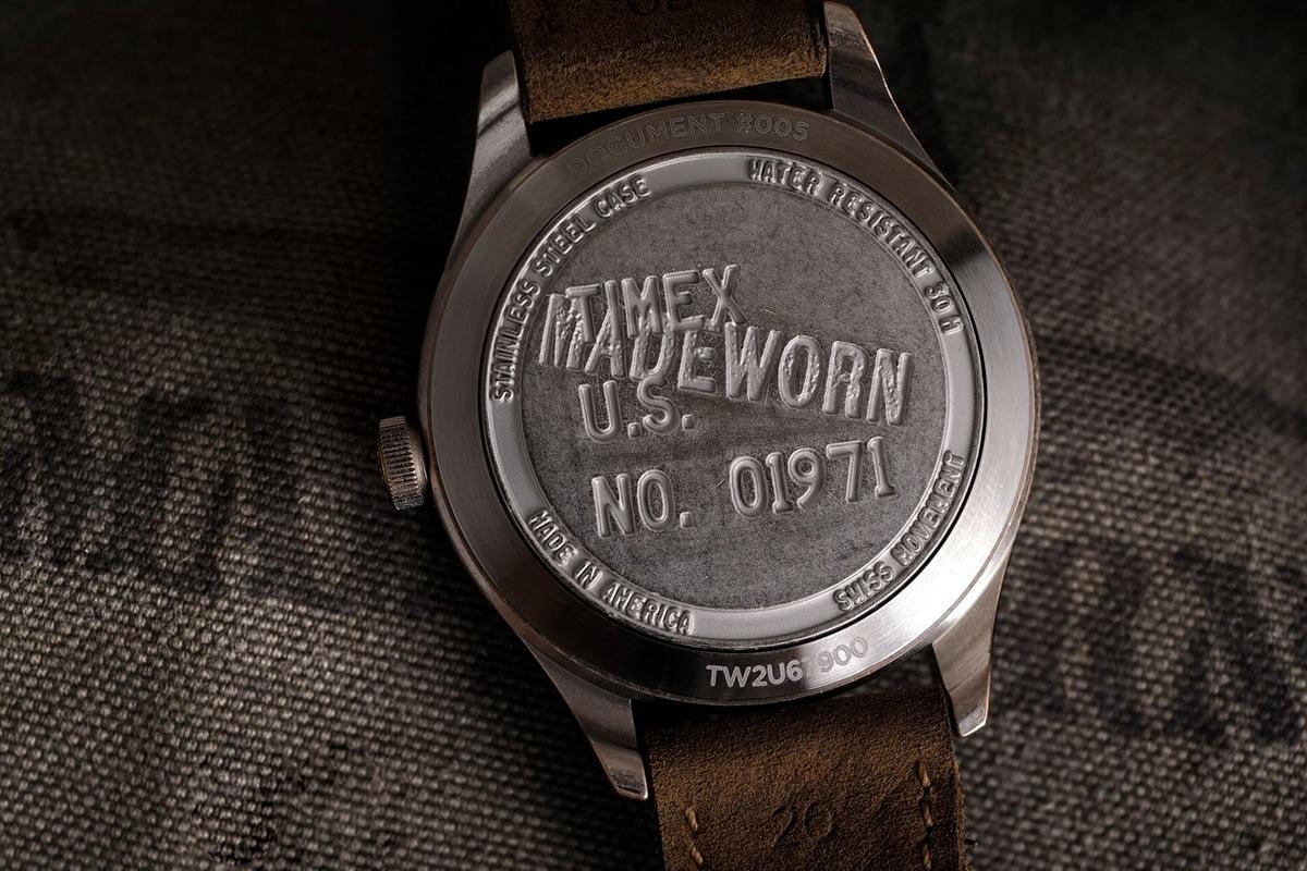 Timex x madeworn 6