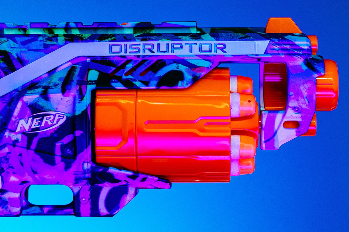 Ultra limited hype x nerf blasters 1
