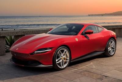 Win! A 2021 Ferrari Roma and $20,000!