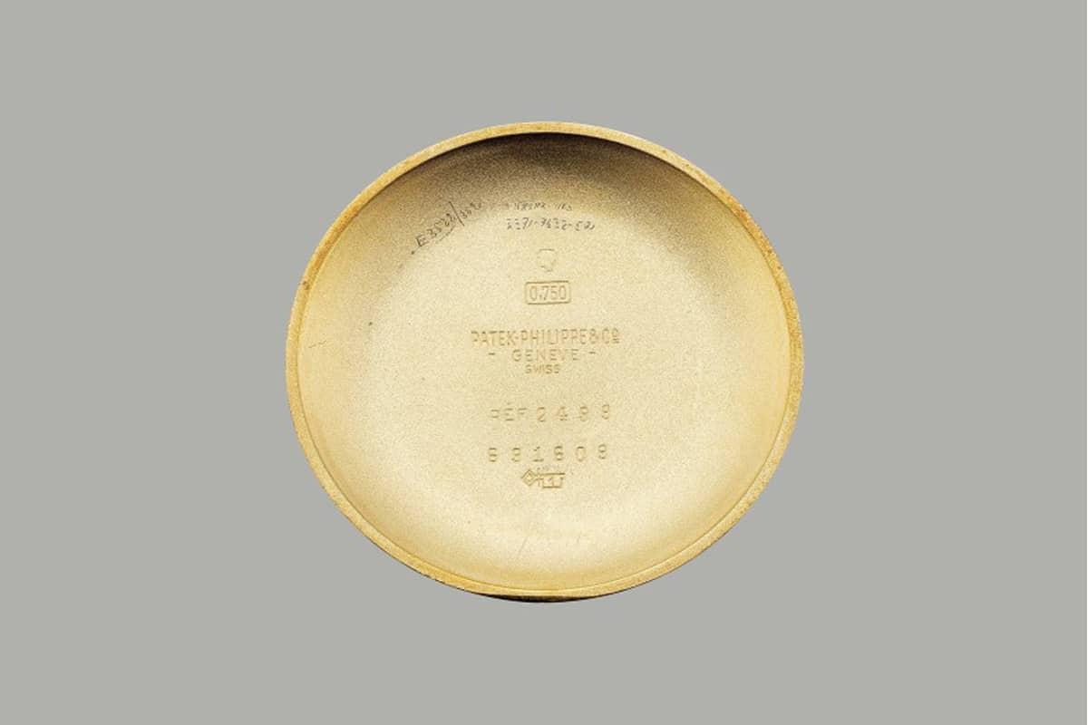World record patek philippe ref 2499 auction 1