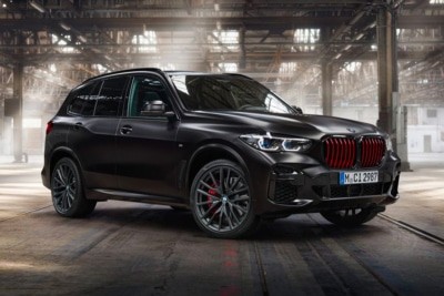 2022 BMW X5 Black Vermilion Edition is a Baller, Blacked-Out Special Release