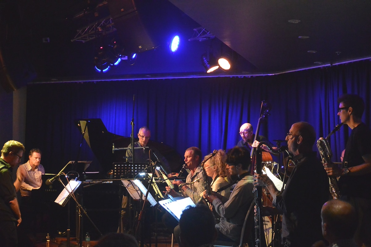 live concert at sound lounge seymour centre