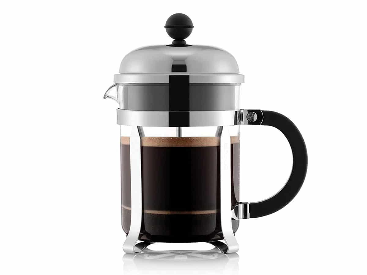 french press coffee maker bodum chambord