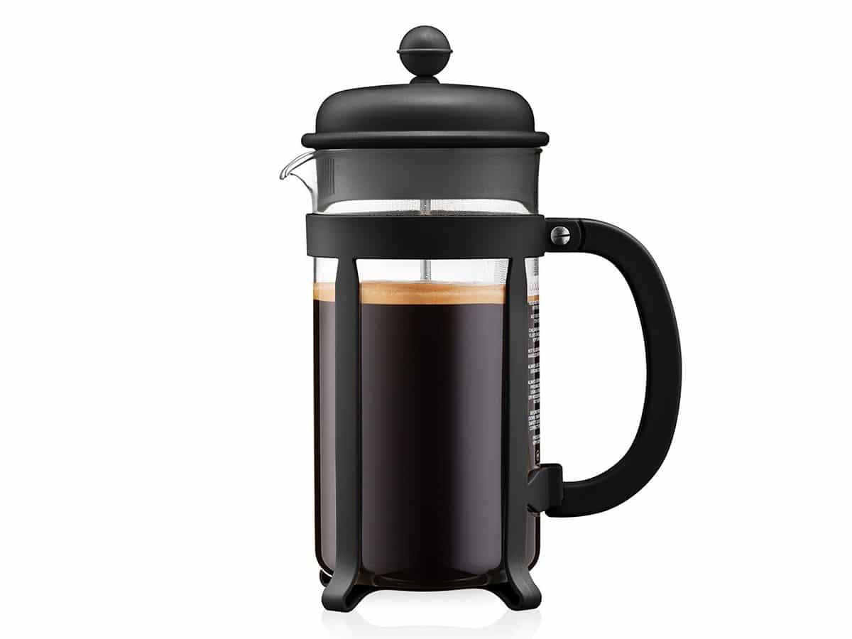 french press coffee maker bodum java