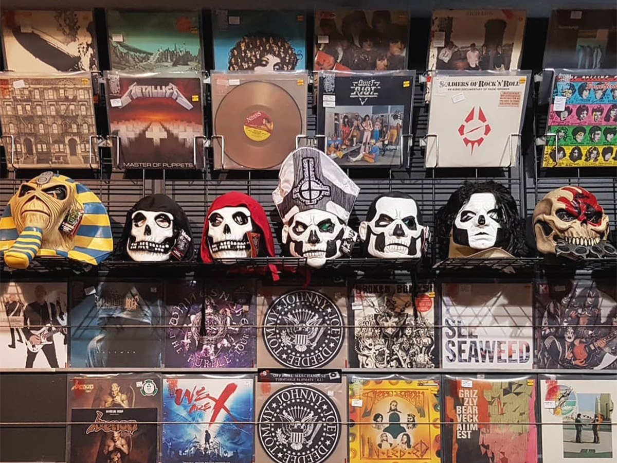 utopia records showcase