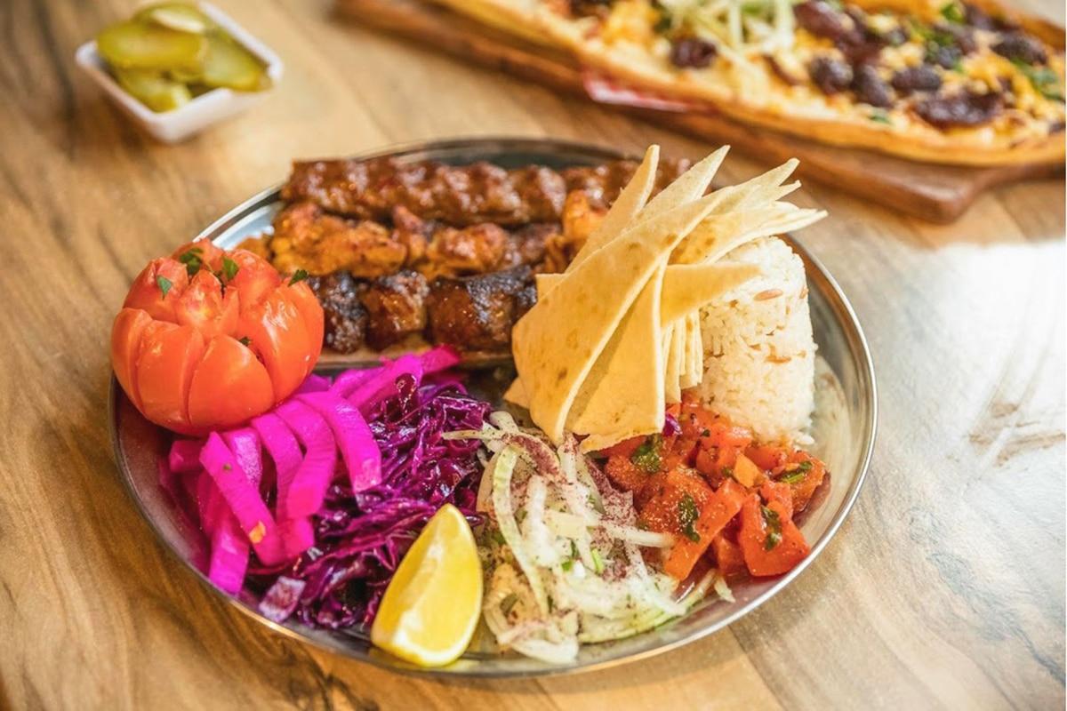 sahara street food meal