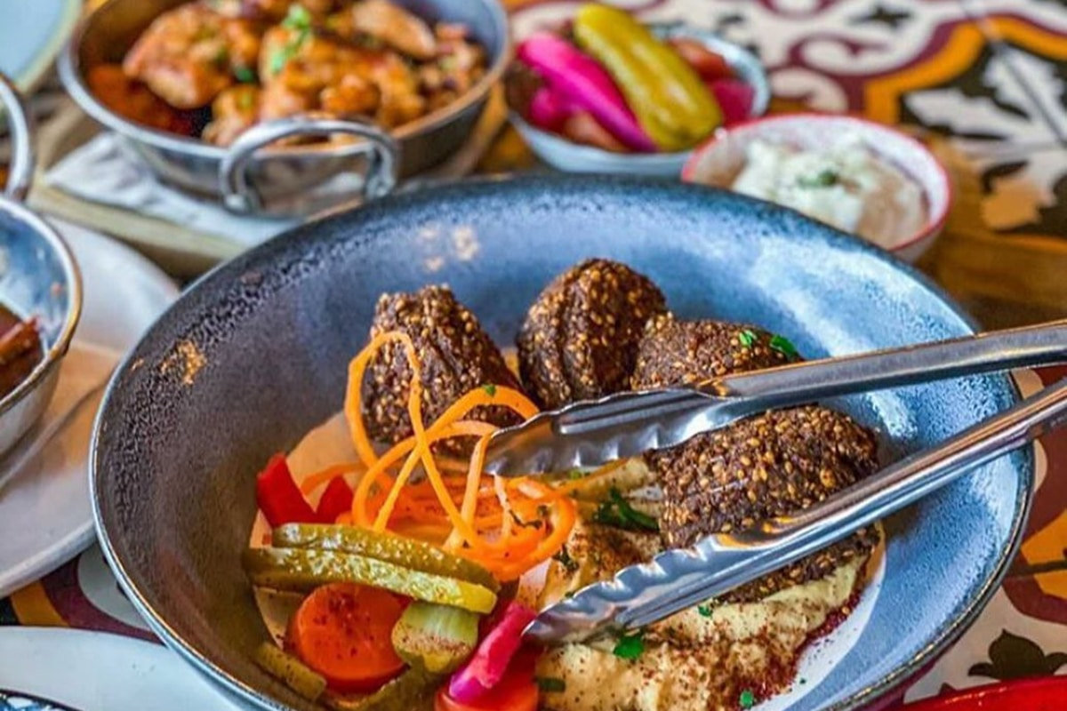 turka cafe meze bar meal