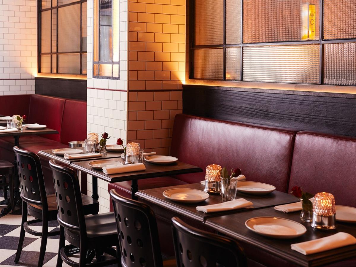 bar margaux french restaurant interior