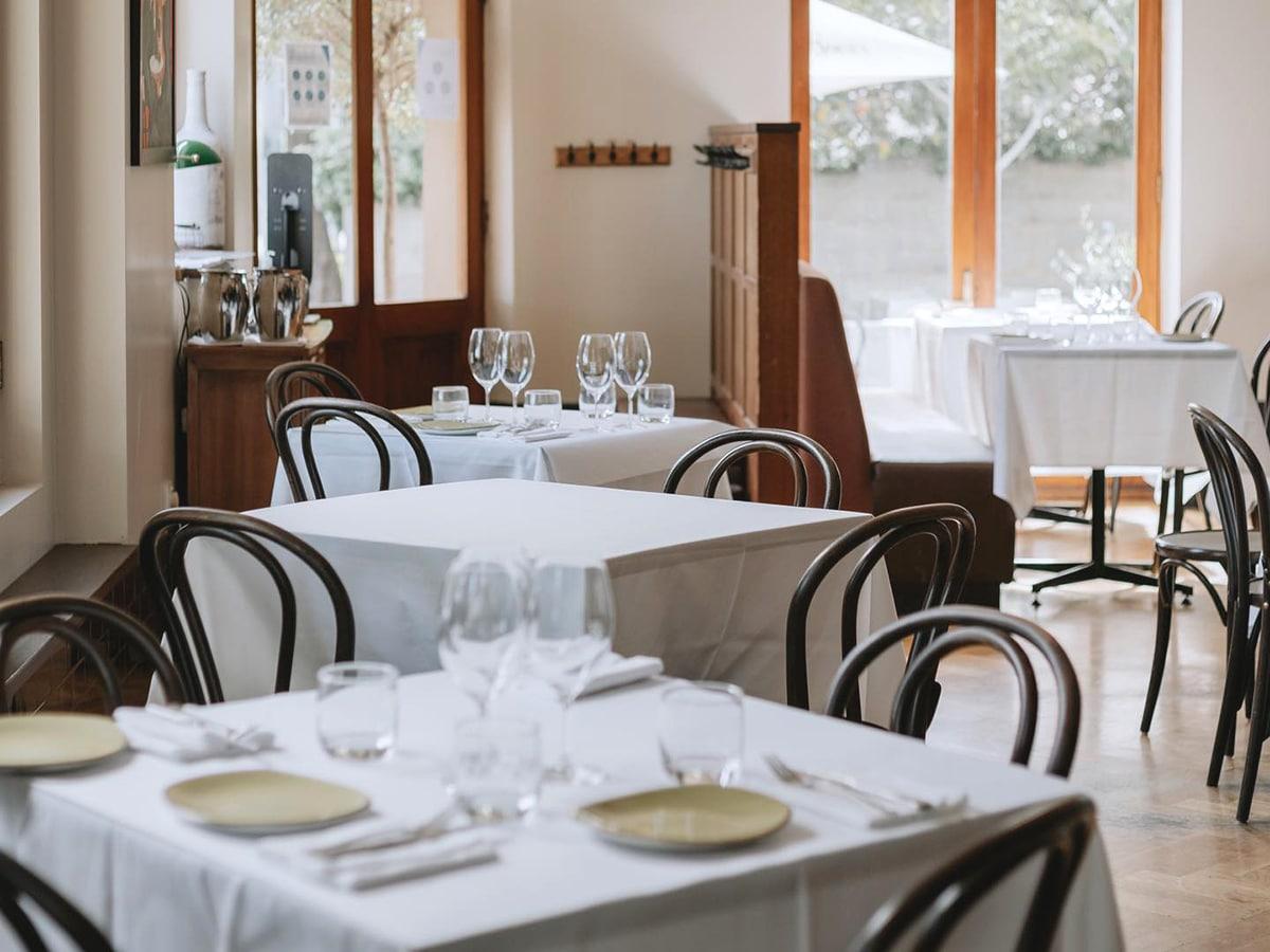 french restaurant bistro gitan interior