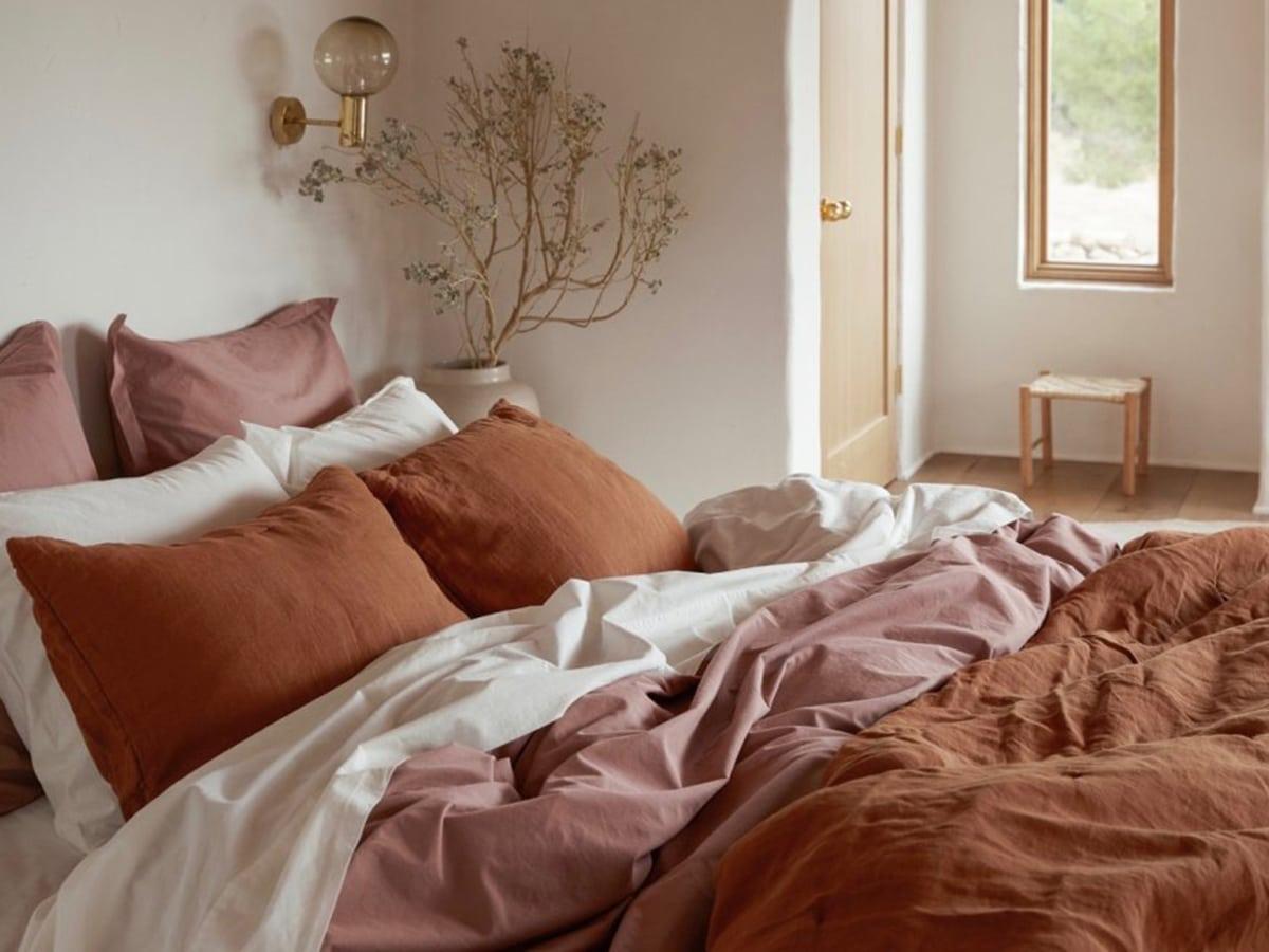 parachute linen bed linen brand