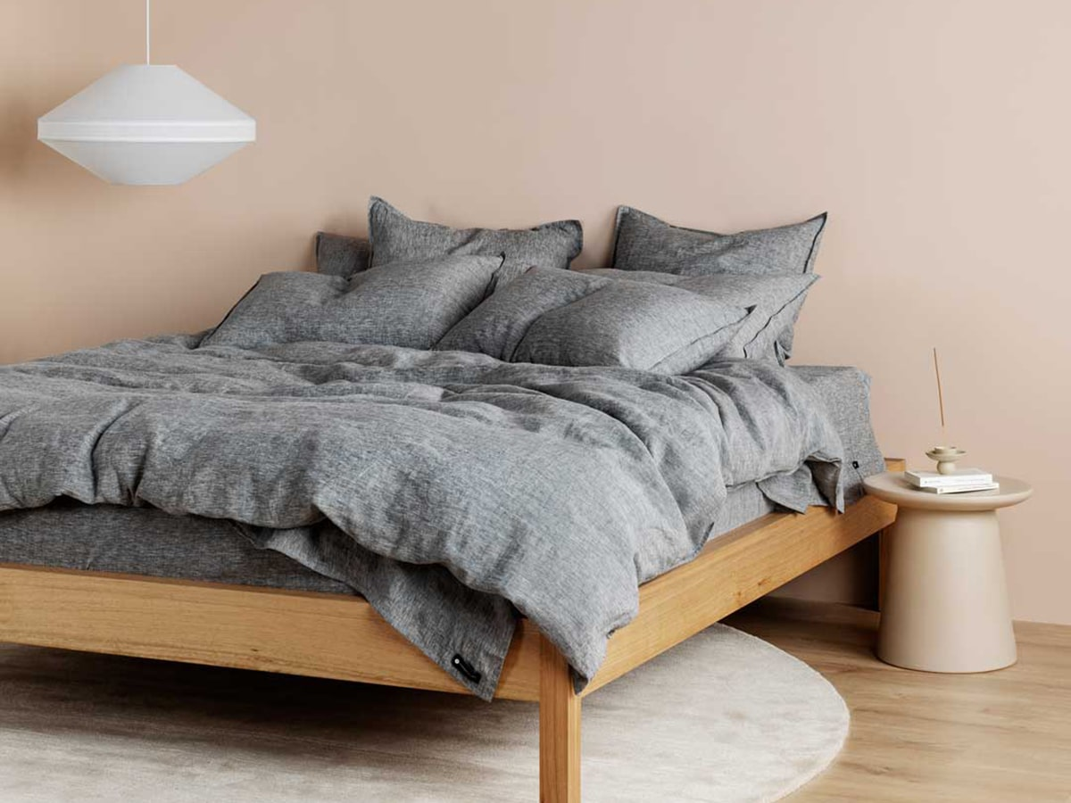 the sheet society bed linen