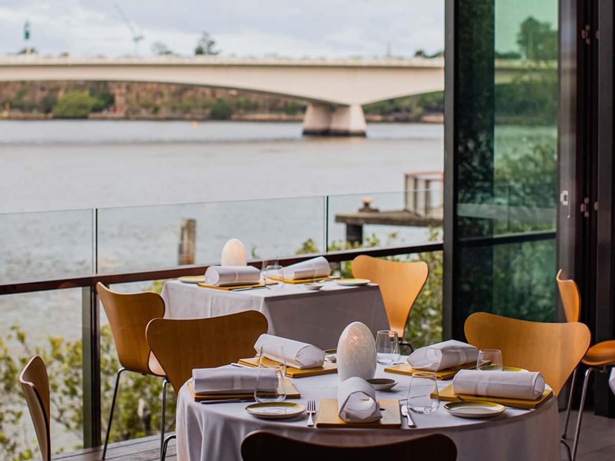 otto ristorante terrace lookout