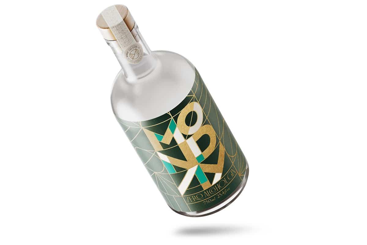 monday non alcoholic gin