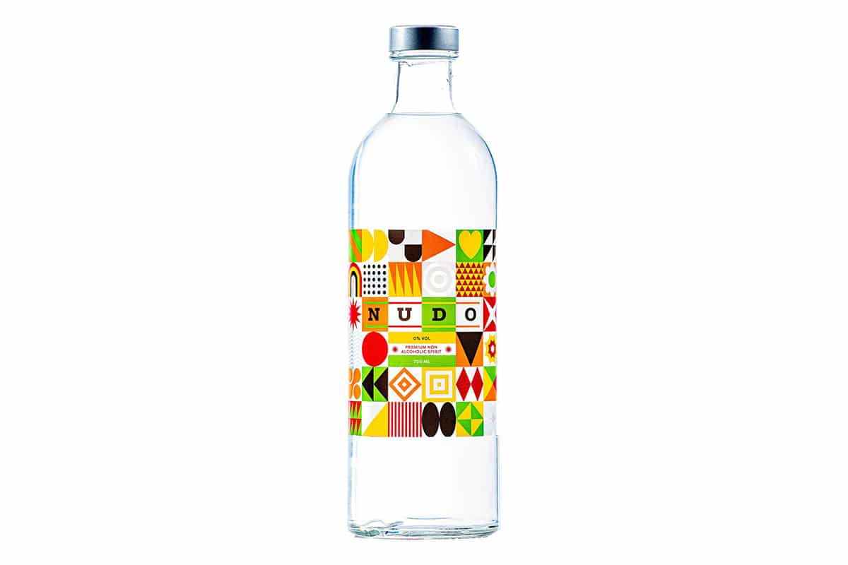 non alcoholic gin nudo premium