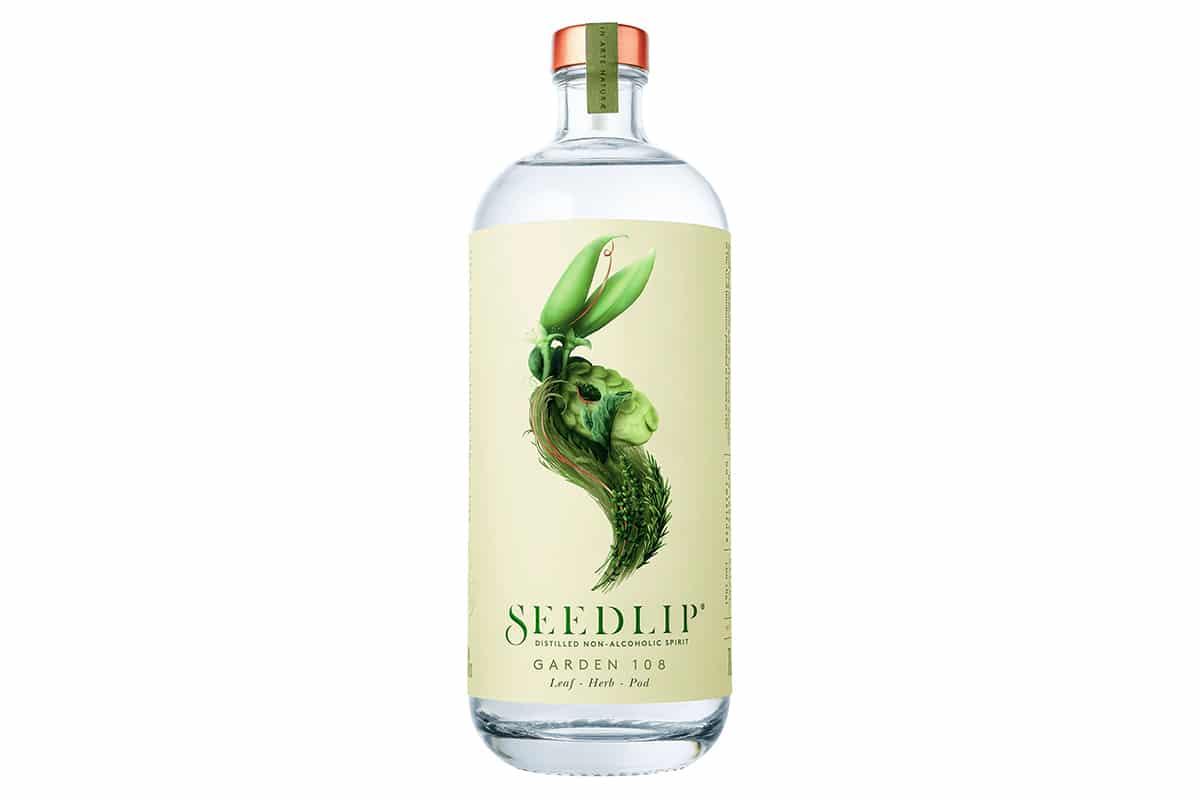 non alcoholic gin seedlip garden 108