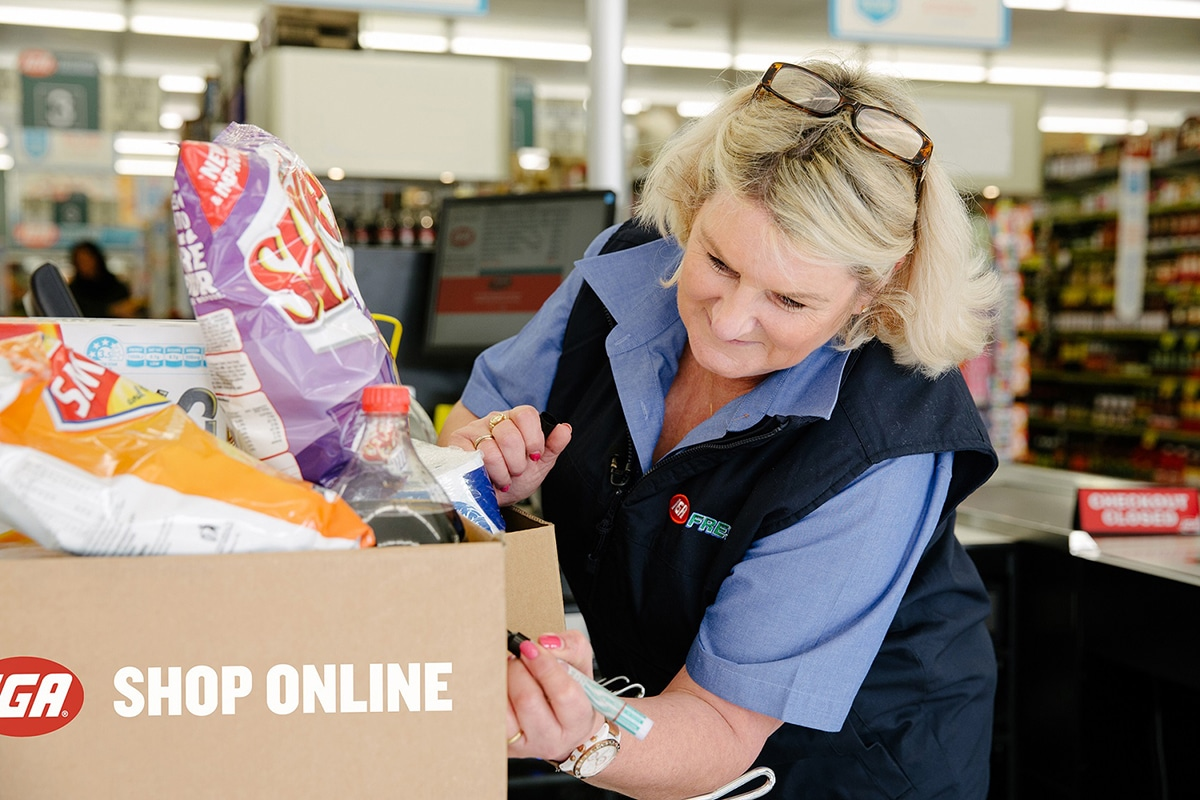 iga online grocery delivery service