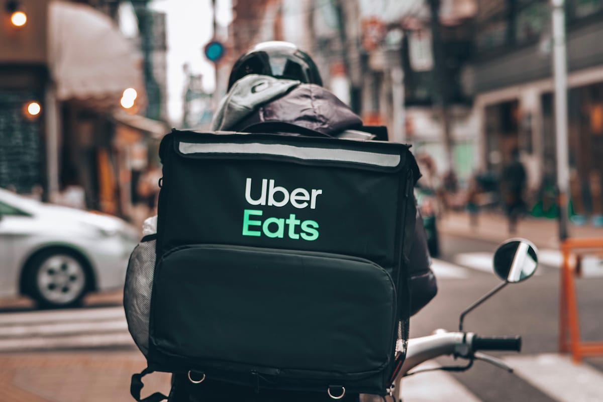 uber eats online grocery delivery service