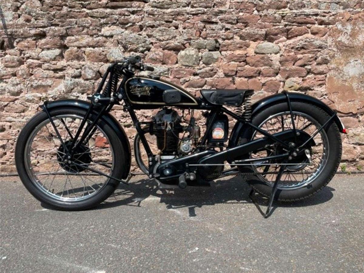 1932 velocette kss mk1 1