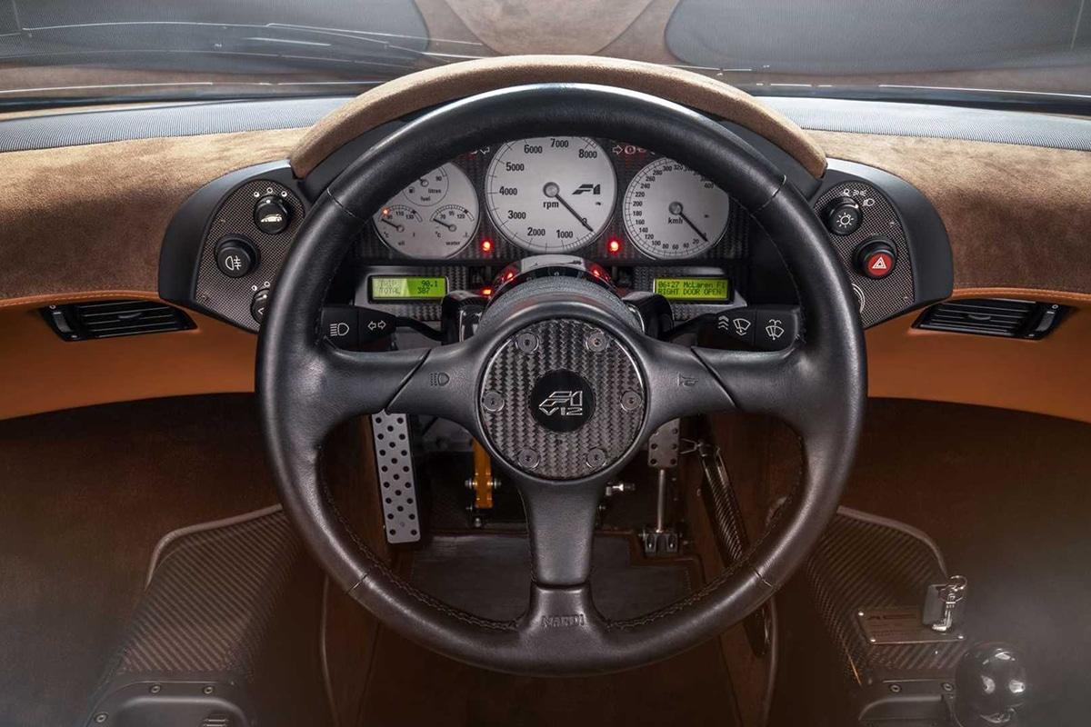 1995 creighton brown mclaren f1 coupe 2