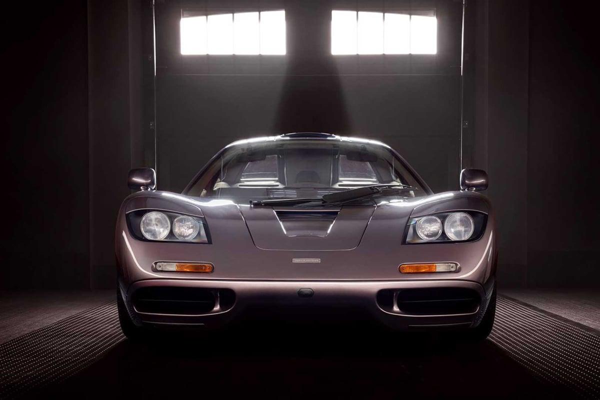 1995 creighton brown mclaren f1 coupe 3