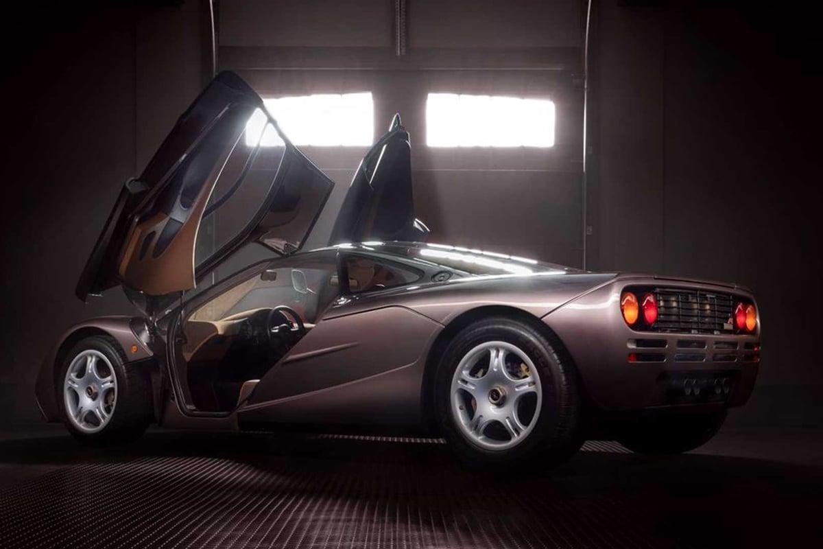 1995 creighton brown mclaren f1 coupe 5