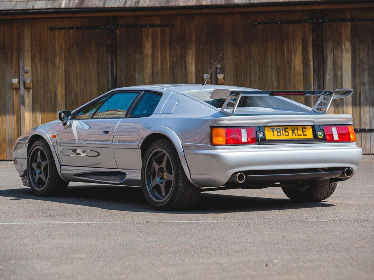 1999 lotus esprit sport 350 1