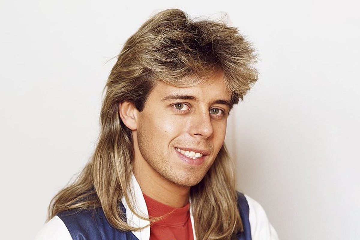 long mullet hairstyle for men
