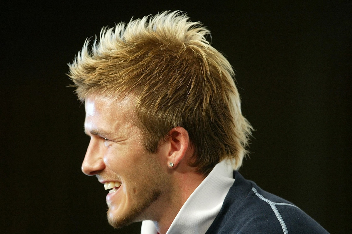 spiky mullet hairstyle for men