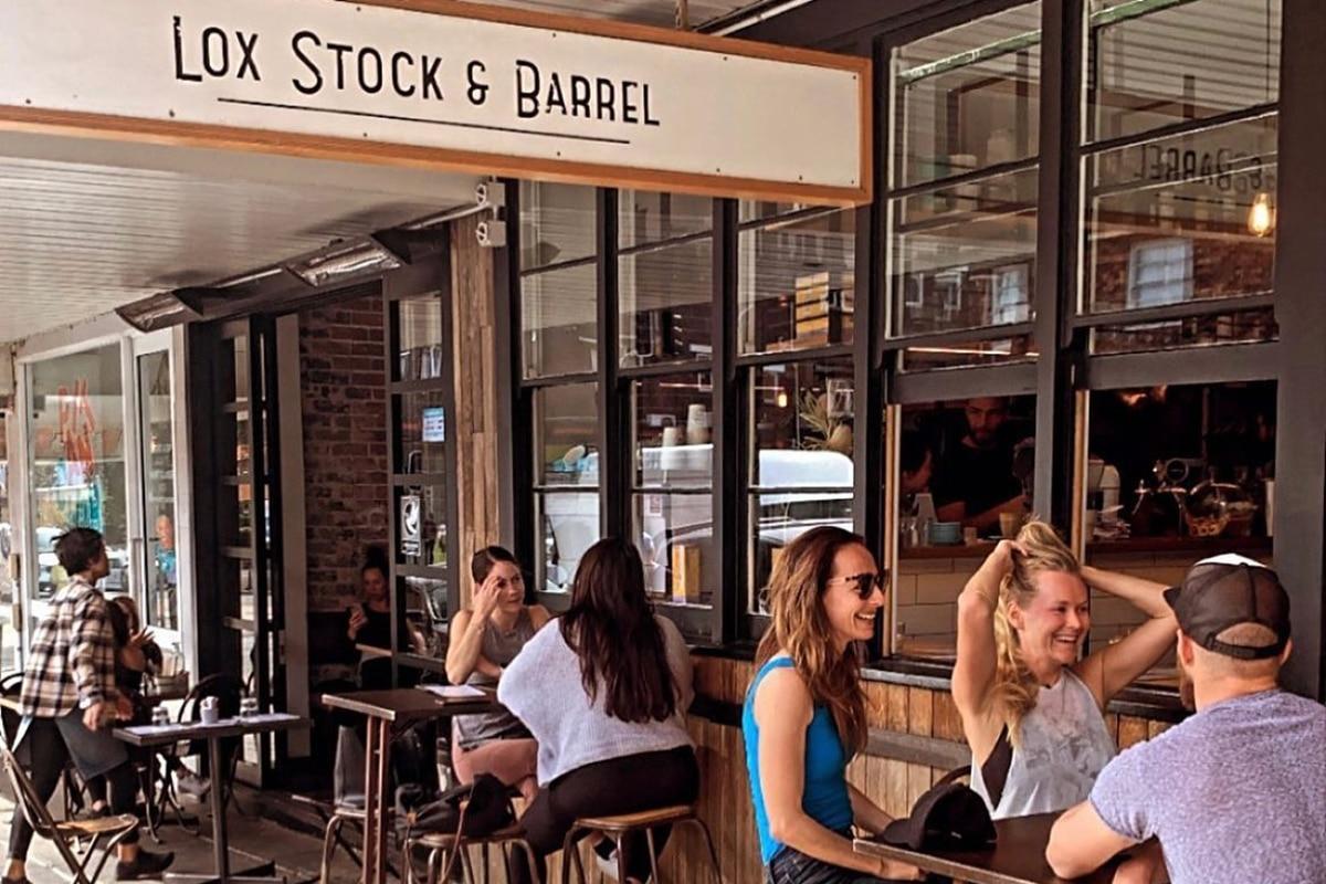 lox stock barrel street view
