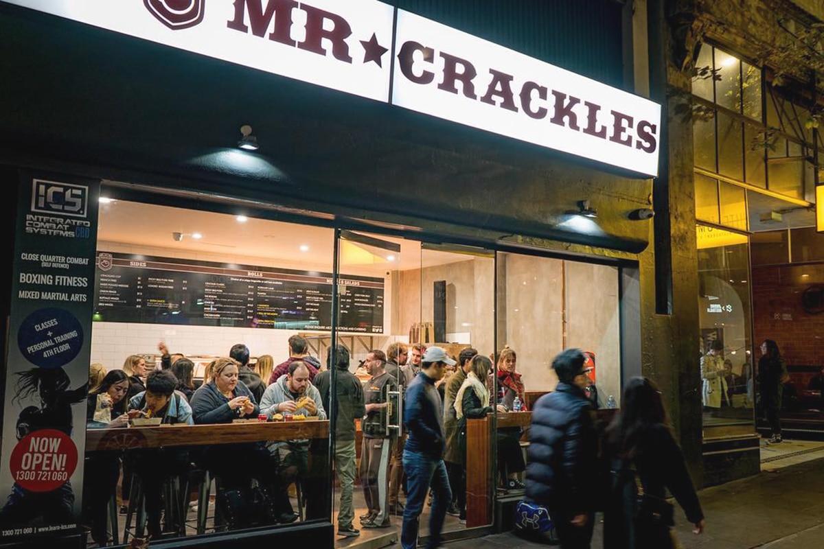 mr crackles street view