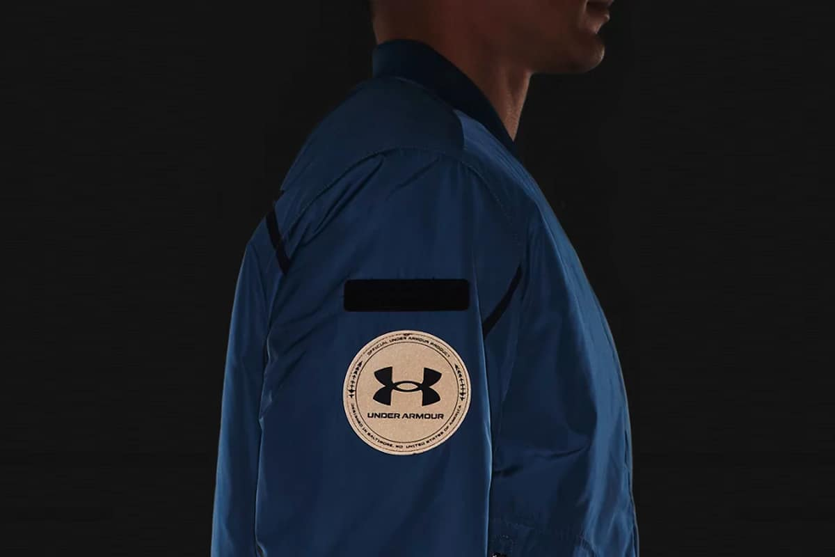 7 under armour limited edition virgin galactic capsule