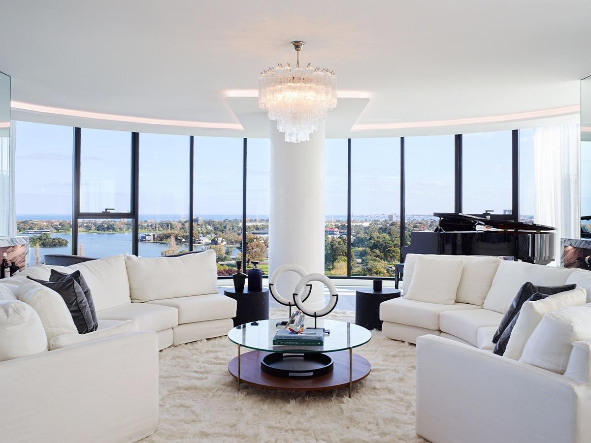 Property Icon Tim Gurner Lists $4.5 Million South Melbourne Penthouse