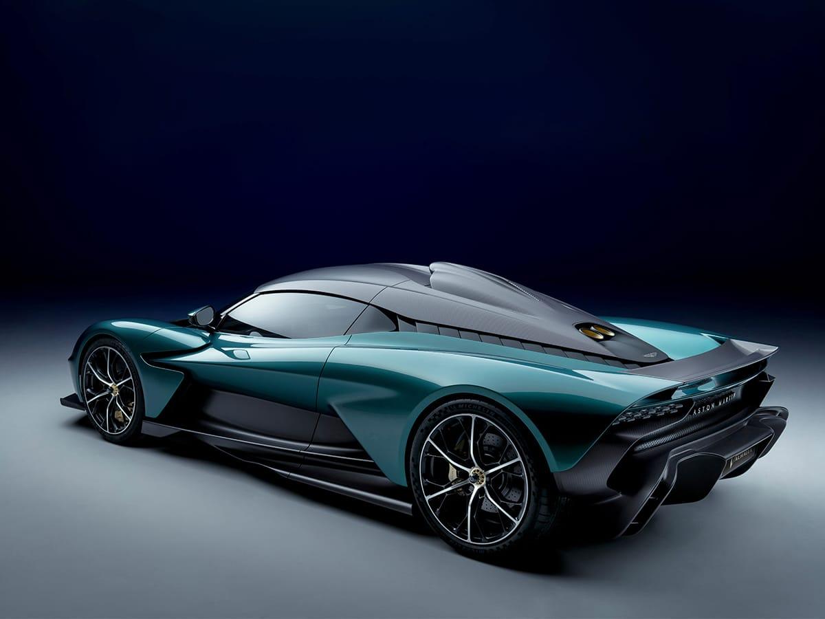 Aston martin valhalla rear quarter 1