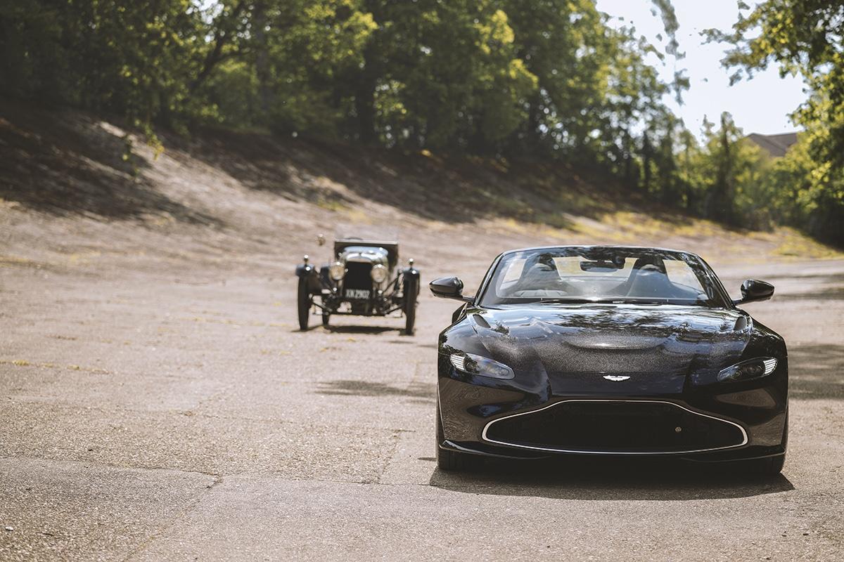 Aston martin vantage roadster a3 5