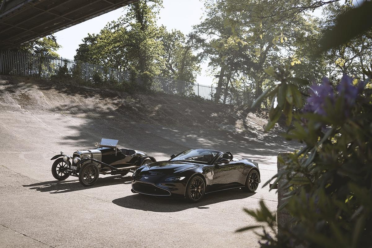 Aston martin vantage roadster a3 6
