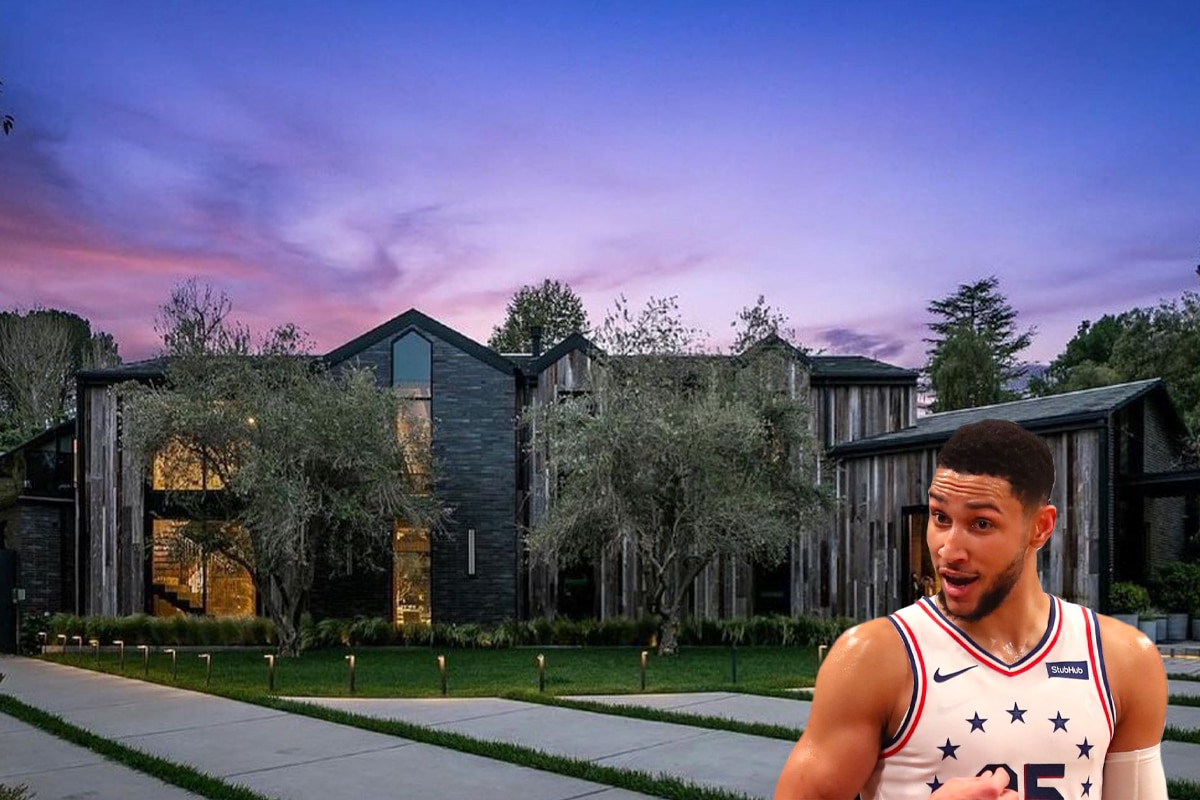 Ben simmons house